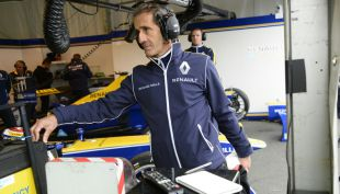 [VIDEO] La Fórmula E se acerca: la leyenda Alain Prost apoya una fecha en Chile