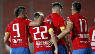 [VIDEO] Goles Fecha 3: Unión Española golea a Temuco en Santa Laura