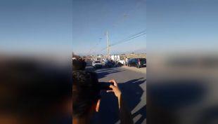 [VIDEO] Argentino queda detenido tras protagonizar mortal carrera clandestina