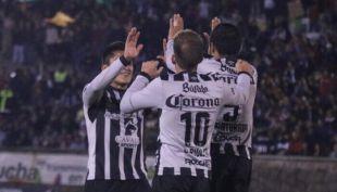 [VIDEO] Así fue el primer gol de Nicolás Maturana con la camiseta del Necaxa de México