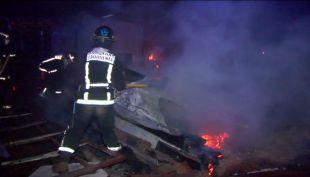 [VIDEO] Se activan nuevos focos incendiarios en Parral