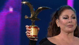 [VIDEO] La Quinta se rindió a los pies de Isabel Pantoja