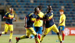 [VIDEO] Con estos goles Colombia vence a Ecuador en el Sudamericano Sub 17