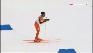 [VIDEO] La historia del venezolano que quiso esquiar