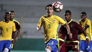 [VIDEO] La victoria de Brasil sobre Venezuela en el Sudamericano Sub 17