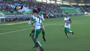 [VIDEO] Goles Primera B fecha 6: Puerto Montt derrota en casa a Cobreloa
