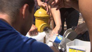 [VIDEO] Segundo día de corte de agua en la Región Metropolitana