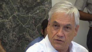 [VIDEO] Gobierno responde a críticas de Sebastián Piñera