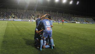[VIDEO] El triunfo de OHiggins sobre Fuerza Amarilla por la Copa Sudamericana