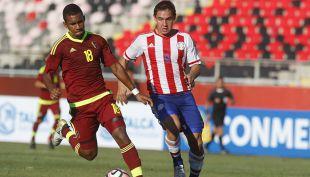 [VIDEO] El empate entre Paraguay y Venezuela en el Sudamericano Sub 17