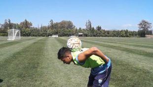 [VIDEO] Jugadores de Magallanes sorprenden realizando desafío extremo