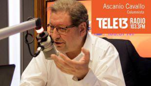 Ascanio Cavallo analizó los efectos políticos de la quema de 19 camiones en La Araucanía