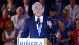 [VIDEO] Revisa el discurso con que Piñera lanzó su tercera candidatura presidencial