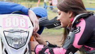 [VIDEO] Mujeres pioneras protagonizan atractiva competencia de Enduro Femenino