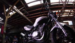 [VIDEO] Los clásicos nunca mueren: El regreso de las motos retro