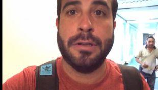 [VIDEO] Periodista de Teletrece narra su expulsión desde Venezuela