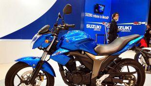 [VIDEO] Conoce la nueva Suzuki Gixxer: Una moto ideal para la ciudad