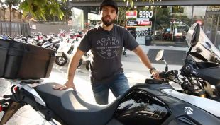[VIDEO] Piloto Jeremías Israel te da consejos para correcto manejo de tu moto