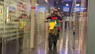 [VIDEO] ¡Atención fanáticas y fanáticas! Las motos llegaron al 13