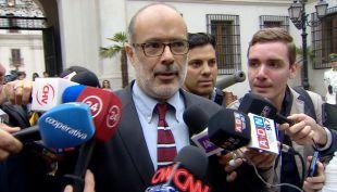 [VIDEO] Bachelet reacciona a la polémica entre sus ministros de Hacienda y Trabajo
