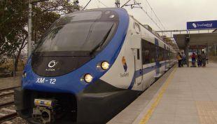 [VIDEO] Metrotren: Más de 20 mil viajes en primera semana de prueba
