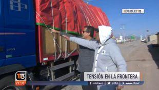 [VIDEO] Reportajes T13: Tensión en la frontera