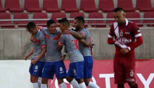 [VIDEO] Goles Primera B fecha 10: Unión La Calera sorprende a La Serena en casa