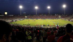 [VIDEO] El estadio Monumental se prepara nuevamente para recibir a la selección chilena