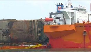 [VIDEO] Sewol: el ferry que naufragó y causó una de las peores tragedias marítimas en Corea del Sur