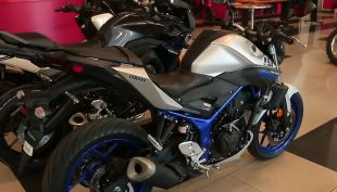 [VIDEO] Conoce la innovadora moto bicilíndrica Yamaha MT-03