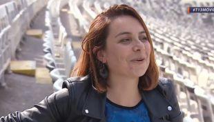 [VIDEO] Palabra de mujer: la hincha que puede ser presidenta de Colo Colo