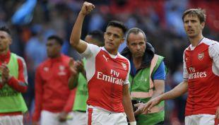 [VIDEO] Arturo Vidal espera a Alexis Sánchez en Bayern Munich