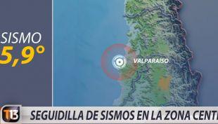 [VIDEO] Alerta por actividad sísmica