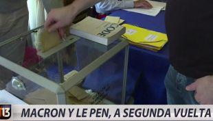 [VIDEO] Elecciones presidenciales en Francia
