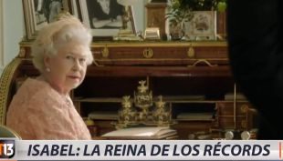 [VIDEO] Isabel II: La reina de los récords