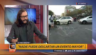 [VIDEO] Marcelo Lagos explica seguillida de sismos tras temblor de 6,9 Richter