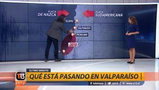 [VIDEO] ¿Qué relación tiene este sismo de 6,9 grados con la seguidilla de temblores?