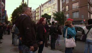 [VIDEO] Más de 100 temblores se registran desde el fin de semana en la zona central