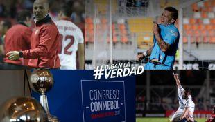 [VIDEO] #DLVenlaWeb: Copa Libertadores, Sampaoli a Argentina y Congreso Conmebol