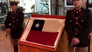 [VIDEO] Trofeo de Guerra vuelve a Chile tras 52 años