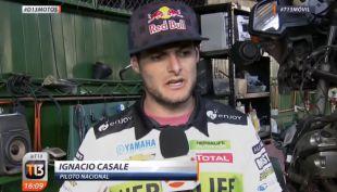 [VIDEO] El mensaje de Ignacio Casale incentivando a unirse al mundo de las Motos