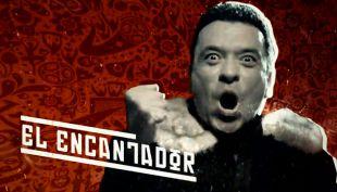 """[VIDEO] Te presentamos a """"El Encantador"""" que ya afina su voz para Copa Confederaciones"""