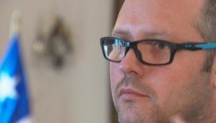 [VIDEO] Sebastián Dávalos es sobreseído de delito informático