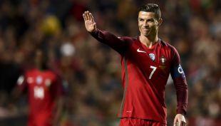 """[VIDEO] Gran temporada de """"CR7"""": Cristiano Ronaldo mete miedo de cara a la Copa Confederaciones"""