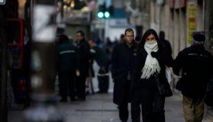 [VIDEO] ¿Cómo combaten el frío los inmigrantes?
