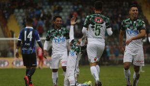 [VIDEO] Goles Fecha 15: Wanderers golea a Huachipato en el Estadio CAP de Talcahuano