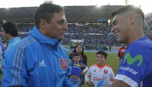 [VIDEO] Guillermo Hoyos quiere abrazar a todos en la U