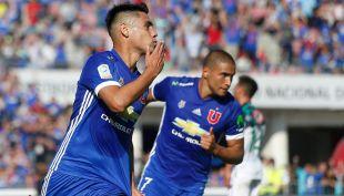 [VIDEO] Los 13 goles de Felipe Mora que lo convirtieron en el máximo anotador del Clausura