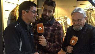 [VIDEO] D13 motos: Disfrutamos de Triumph Motocycle y de las historias de Coco Legrand