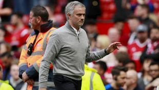 [VIDEO] La insólita conferencia de prensa de José Mourinho que no le interesó a nadie